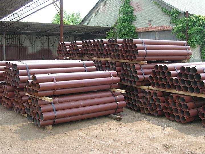 guard pipe steel bollards