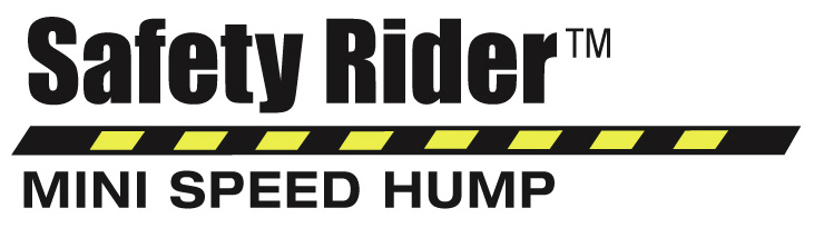 Safety Rider  Mini Speed Hump logo