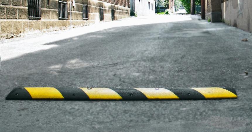 Alley bump
