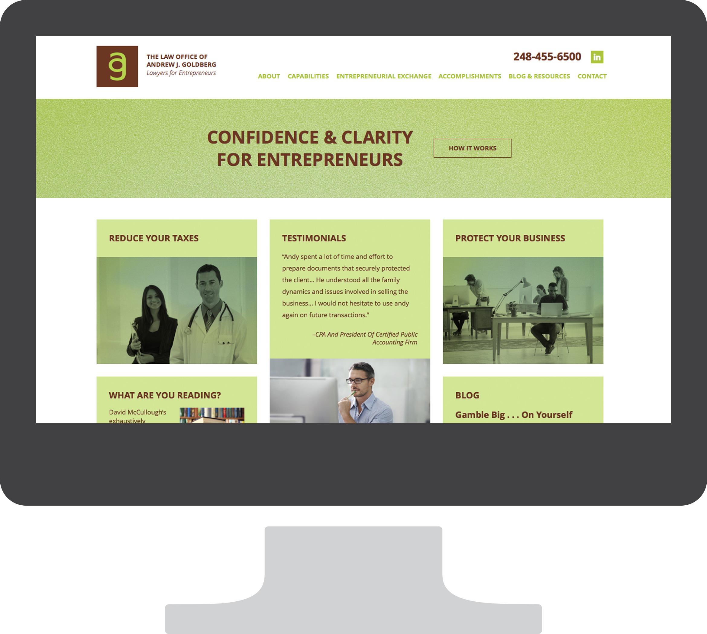 Law office Web Site Design