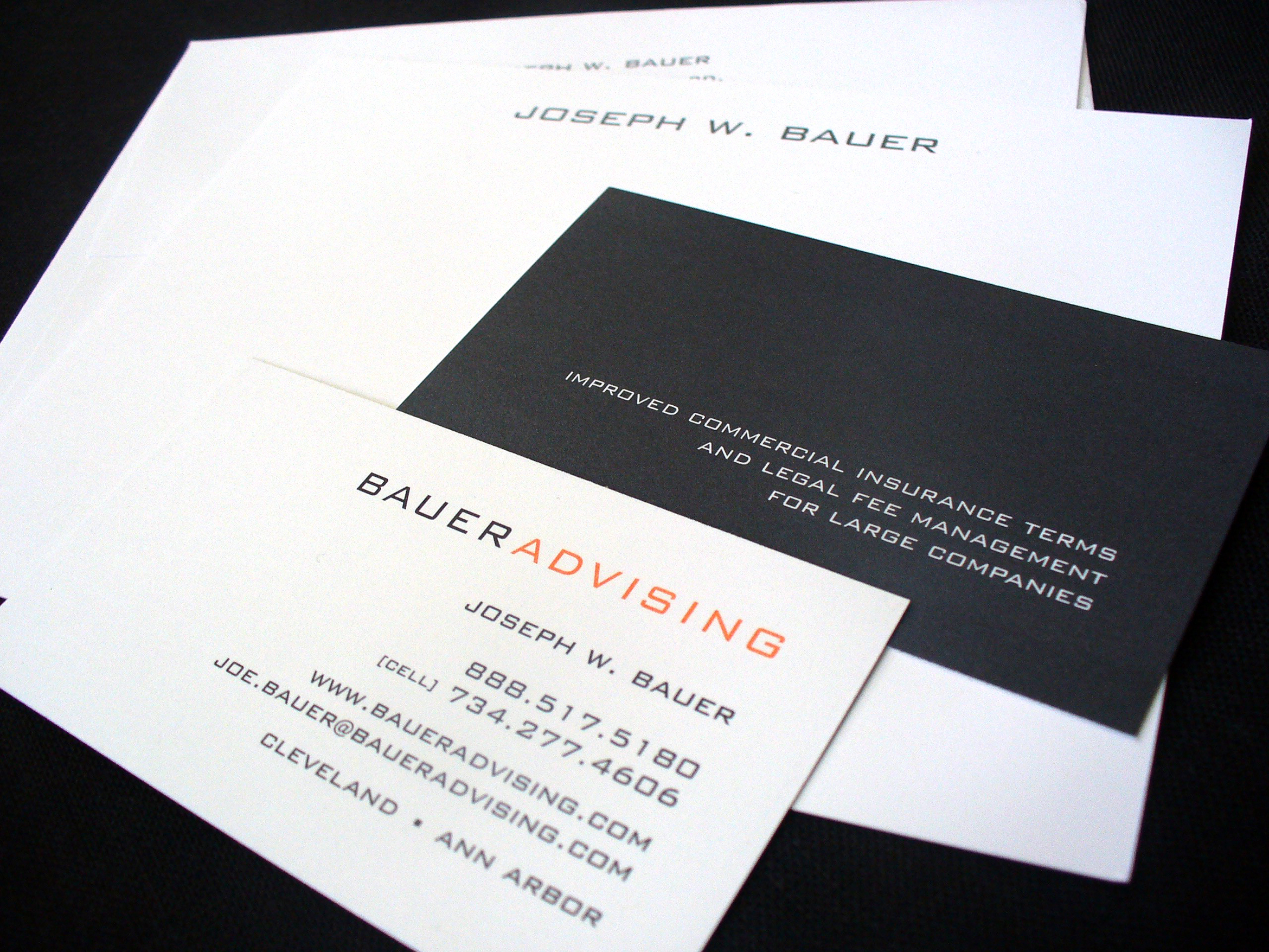Business Collateral Design