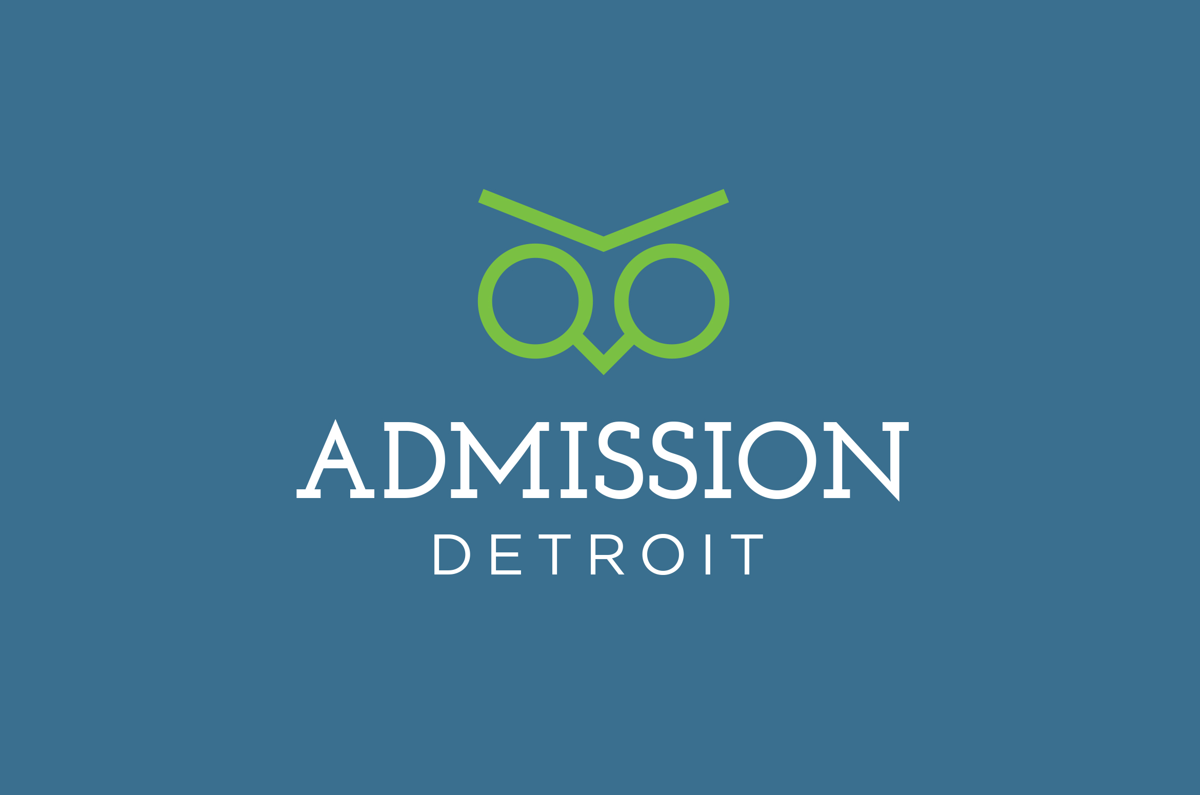Admission Detroit Logo